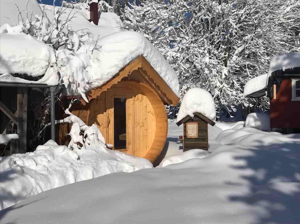 sauna schnee2
